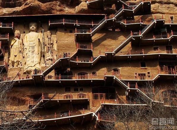 中国四大石窟是中国传统文化的历史瑰宝